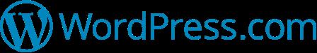 Logótipo da empresa WordPress.com